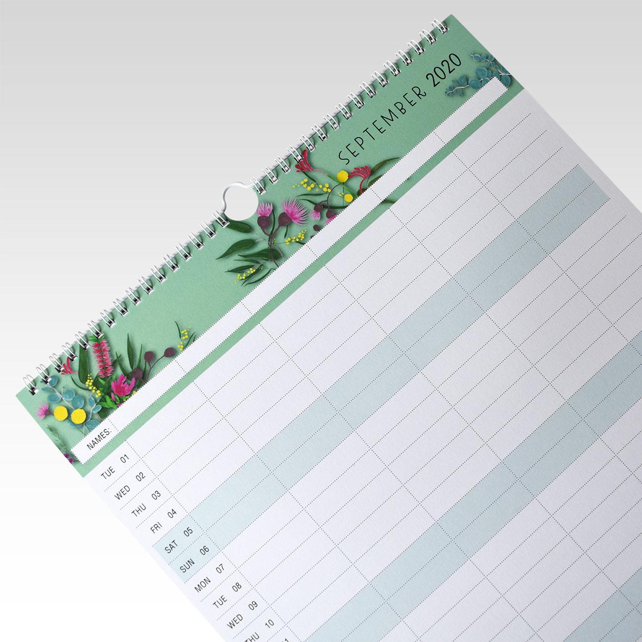 2020 Australian Icons Calendar For Australiana Souvenirs: 2020 Family Planner Calendar